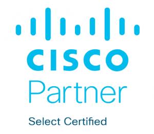 Cisco partner select certified logo